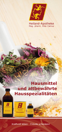 PDF-Download Folder Hausmittel